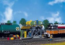 FALLER 120145 Stazione di servizio locomotiva diesel nuovo e conf. orig.