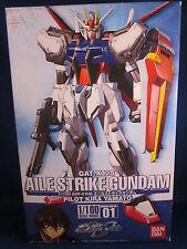 Aile Strike Gundam Gat-X105 Pilot Kira Yamato 1/100 Scale Model