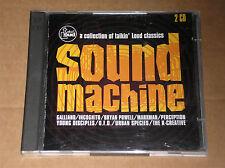 SOUND MACHINE (INCOGNITO, GALLIANO, MARXMAN, URBAN SPECIES) - 2 x CD