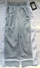 NWT Boy's 4 Nike Wolf Grey Lined Athletic Pants