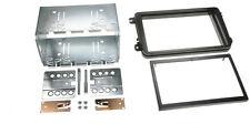 Radioblende 2DIN passend für VW T5 Caravelle 09/2009 -> Kasten (7HA/7HH/7EA/7EH