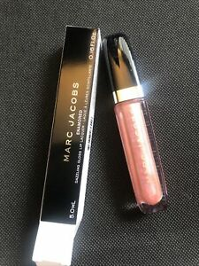 Marc Jacobs Enamored Hi-Shine Gloss Shade 376 Pink Parade 5ml NIB