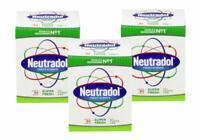3 Neutradol Gel Odour Destroyer Super Fresh Deodoriser Air Freshener Fresh Smell