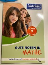 Schülerhilfe Gute Noten in Mathe 7. Klasse mit Tests