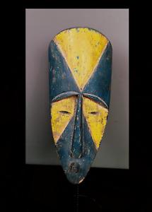 Old Tribal Aduma   Mask    --- Gabon