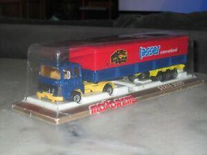 camion semi remorque majorette ech 1/60