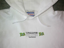 TRICORE JIU JITSU TEAM MACHADO HOODED SWEATSHIRT MEDIUM M . GRACIE BJJ MMA UFC