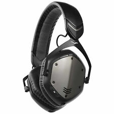 V-MODA Crossfade Wireless Bluetooth Over-Ear 3D Headphone - Gunmetal Black ✔NEW
