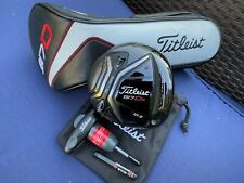 Titleist 917 D2 10.5* Driver HEAD ONLY w/ heacover/wrench/weight