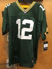 New Aaron Rodgers Green Bay Packers Youth Limited(Stitched) Jersey. Small(8)