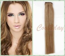 7pcs Real Thick Clip In on Hair Extensions Full Head Hair Extentions Human Hair