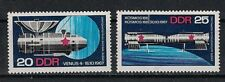 GERMANY:1968 SC#985-86 MNH RUSSIAN SPACE EXPLORATION