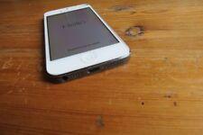 Apple Iphone 5 16 Go Blanc Foncé Argent Model a1429 (caméra défectueux)