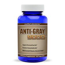 Anti Gray Hair 7050 Saw Palmetto Catalase Horsetail Restore Natural Hair Color