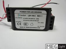 LED Trafo mit 700mA Konstantstrom 9W Netzteil für 3W LEDs (driver)