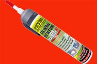 200 ml Automatikdose (100 ml=5,75 €) Petec Silikondichtung Dauerelastisch HT rot