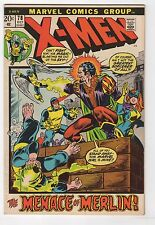 The X-Men #78  VF+  Cents Copy