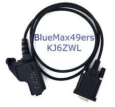 Serial Programming Cable + Support Motorola XTS3000 XTS3000 II DB-9 MHT1K