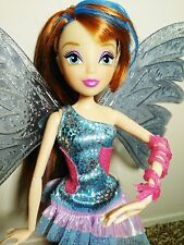 Winx Club BLOOM Deluxe SIRENIX collection COLOR CHANGE HAIR Jakks Pacific Doll