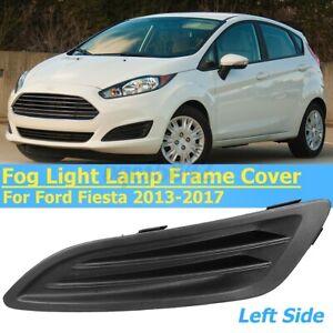 FL7093 Fit For 2014-2016 Fiesta Front Pari Fog Lights Clear Lens Bumper Lamps Set RP Remarkable Power