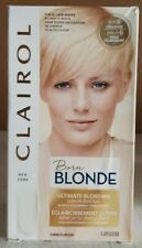 Clairol Born Blonde Ultimate Blonding For All Hair Shades Blonde To Black