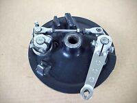 Bremsankerplatte Duplex vorne / Panel front Brake Honda XL 500 R - PD02