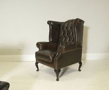 Leather Victorian Antique Sofas & Chaises