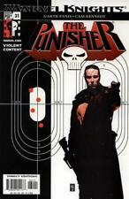 Punisher #31, Marvel Knights, NM 9.4, 1st Print, 2003 Flat Rate Ship-Use Cart