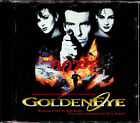 GOLDENEYE - B.O. DU FILM - ORIGINAL MOTION PICTURE SOUNDTRACK - CD ALBUM [96]