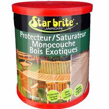 Protecteur Bois Exotiques et européens 1 litre, Star Brite®