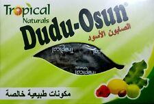 Dudu osun raw african black soap 150 gms organic unrefined premium quality soap