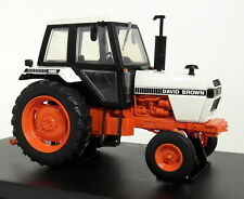 UH 1/32 Scale - 4270 David Brown 1490 2WD Diecast model Farm Tractor