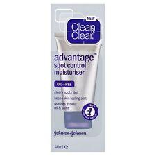 Clean & Clear Advantage Spot Controllo oil-free Crema Idratante 40ml NUOVO