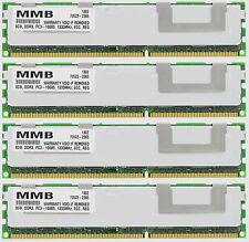 32GB (4X8GB) DDR3 MEMORY RAM PC3-10600 ECC REGISTERED DIMM ***FOR SERVERS***