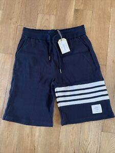 Thom Browne Diagonal Stripe Shorts Size 4