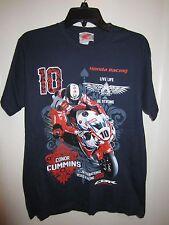 """Isle of Man TT """"Conor Cummings"""" 2015 t shirt med"""