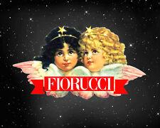 """FIORUCCI Angels Poster 16x20"""" HQ Print Replica • w/ Rare BLACK SKY • Non-Fade!"""