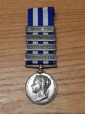More details for 1882 victorian egypt campaign medal 4774 bdn j scott 42nd rl highlanders
