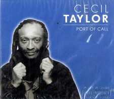 CECIL TAYLOR Port of Call CD Silver Line NEW Sealed