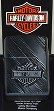 zippo Harley Davidson véritable sous licence    avec ça recharge ,,bikers,shilde