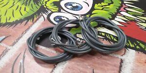 3 New Gray Muscle Bike BMX Brake Cables for Vintage Schwinn Stingray Bicycle