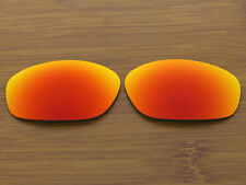 Replacement Fire Red Polarized Lenses for RB4115 57mm Sunglasses