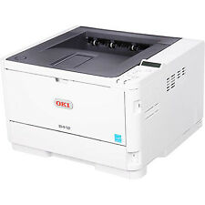 New  Oki B412dn Printer Mono Laser 45762003