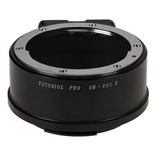 Fotodiox Pro Adapter Olympus Zuiko (OM) 35mm Lenses to Canon RF (EOS-R) Body