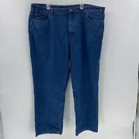 Duluth Trading co. Ballroom Weekender jeans mens tag sz 48x32