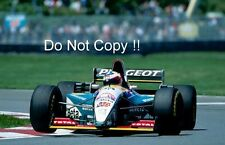 Rubens Barrichello Jordan 194 Grand Prix du Brésil 1994 Photographie 1