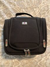 Victorinox Swiss Army Hanging Toiletry Shave Kit Black