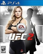 EA Sports UFC 2 (Sony PlayStation 4, PS4) - COMPLETE