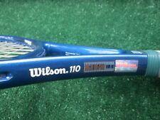 Tennis Wilson Staff 6.5 si Tennis Racquet Only Light Use Dry Original 4 3/8 XLNT