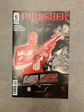 Punisher Soviet #5 Main Cover A 1st Print Garth Ennis Marvel (2020)